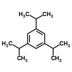 1,3,5-三异丙基苯结构式