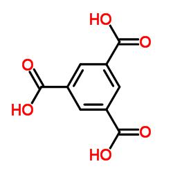 均苯三酸结构式