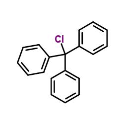 三苯基氯甲烷结构式